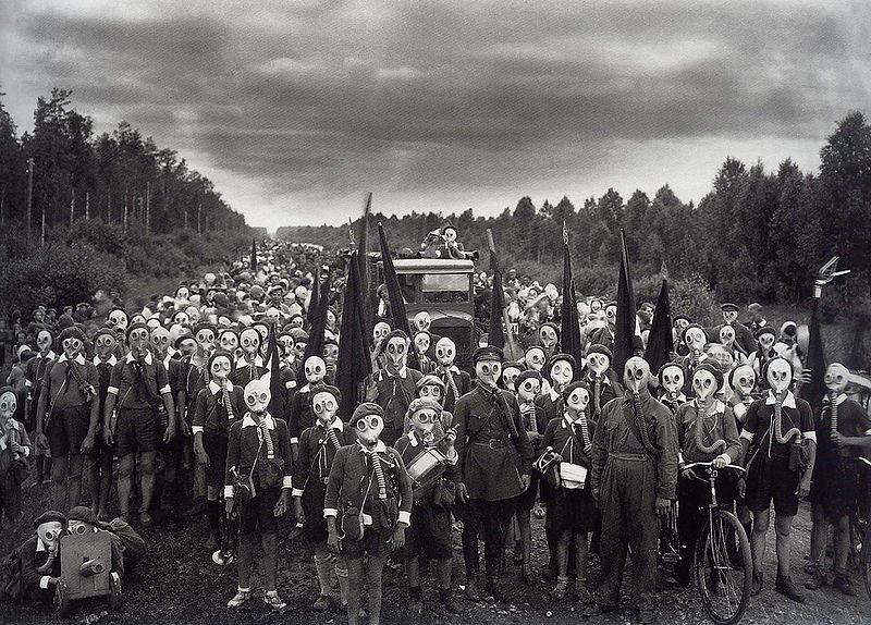 3 Советский фотограф Виктор Булла