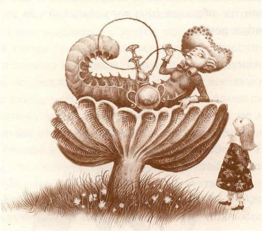3_1 Алиса в стране чудес. Иллюстрации и иллюстраторы