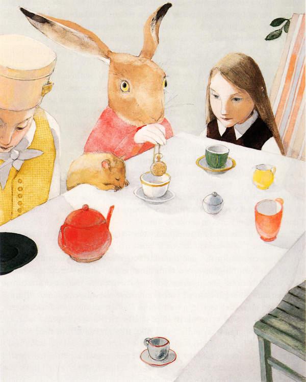 4_1 Алиса в стране чудес. Иллюстрации и иллюстраторы