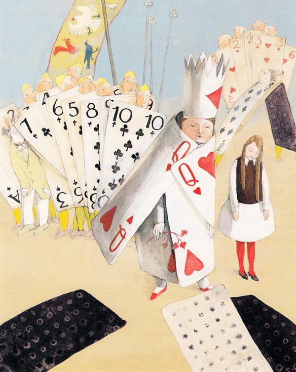 4_3 Алиса в стране чудес. Иллюстрации и иллюстраторы