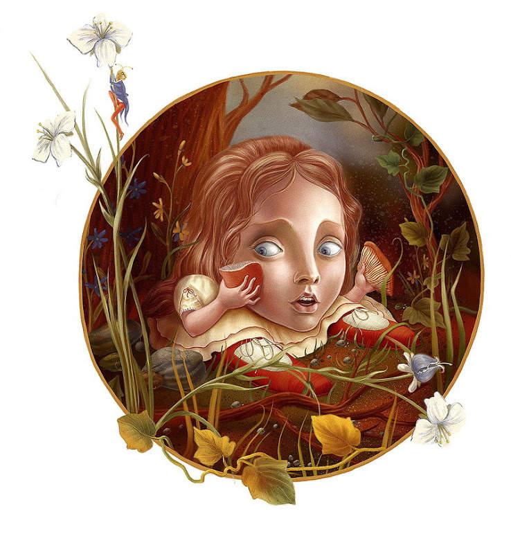5_3 Алиса в стране чудес. Иллюстрации и иллюстраторы