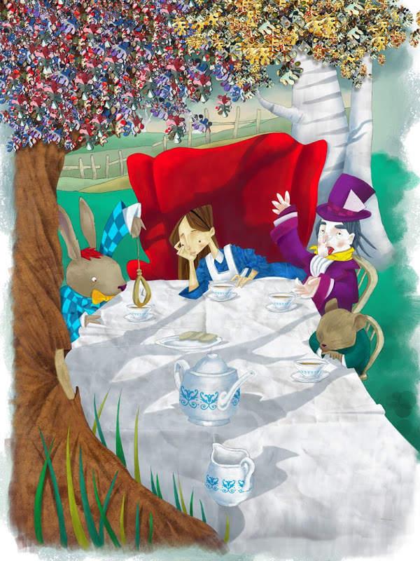6_1 Алиса в стране чудес. Иллюстрации и иллюстраторы