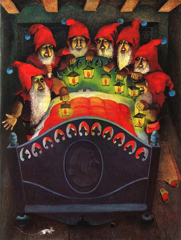 6_2 «Белоснежка» Ольги Кондаковой, 1989