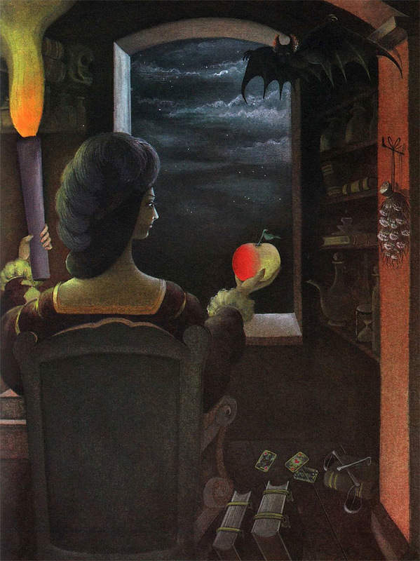 6_3 «Белоснежка» Ольги Кондаковой, 1989