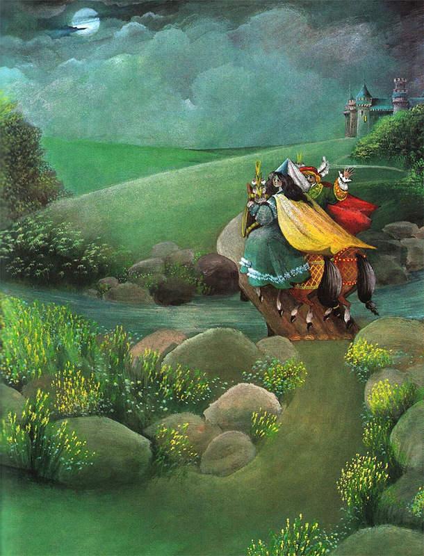 6_4 «Белоснежка» Ольги Кондаковой, 1989