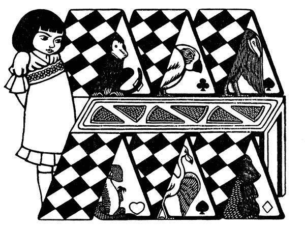 7_2 Алиса в стране чудес. Иллюстрации и иллюстраторы