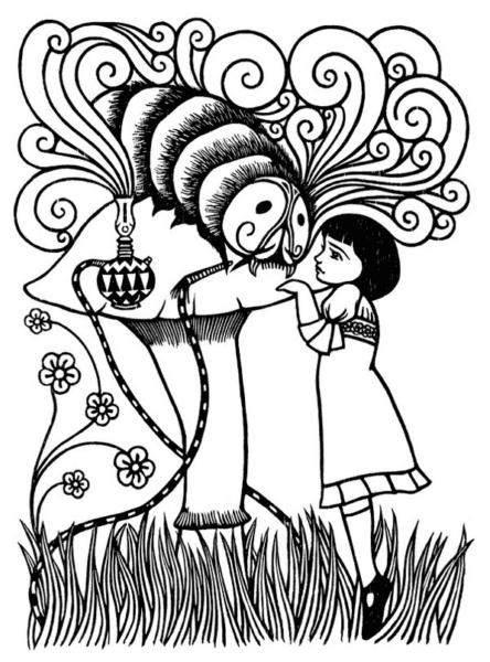 7_3 Алиса в стране чудес. Иллюстрации и иллюстраторы