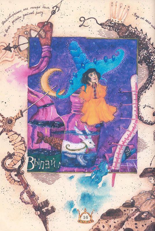 8_2 Алиса в стране чудес. Иллюстрации и иллюстраторы