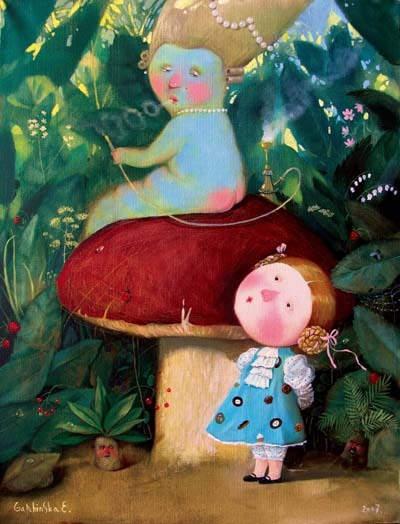 9_3 Алиса в стране чудес. Иллюстрации и иллюстраторы
