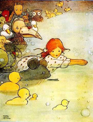 Алиса в стране чудес. Иллюстрации 6