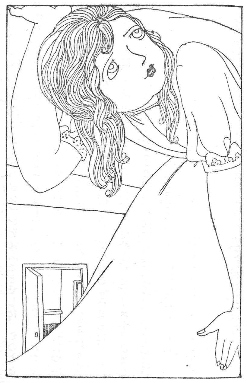 Алиса в стране чудес. Иллюстрации 7