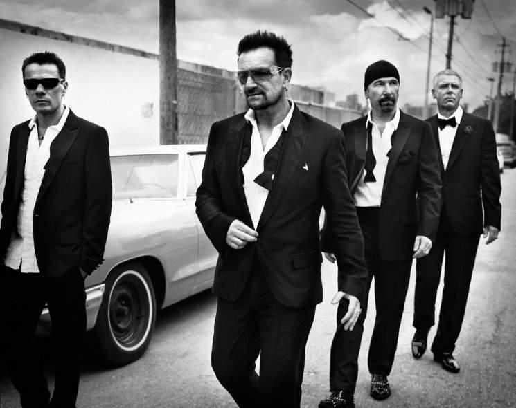 Амбициозный и неповторимый Винсент Петерс (Vincent Peters) U2 2