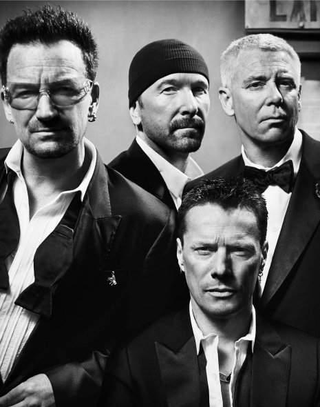 Амбициозный и неповторимый Винсент Петерс (Vincent Peters) U2 3