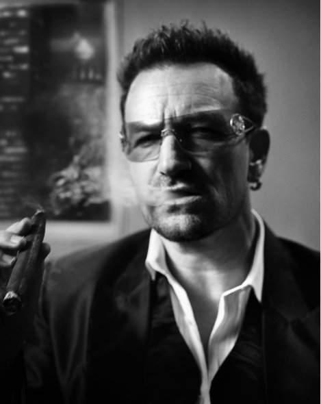 Амбициозный и неповторимый Винсент Петерс (Vincent Peters) U2
