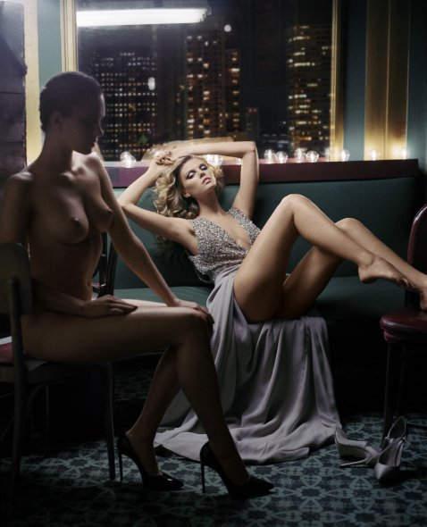 Амбициозный и неповторимый Винсент Петерс (Vincent Peters) Vogue 5