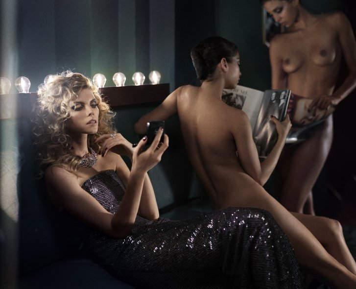 Амбициозный и неповторимый Винсент Петерс (Vincent Peters) Vogue 7