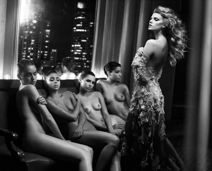 Амбициозный и неповторимый Винсент Петерс (Vincent Peters) Vogue 8