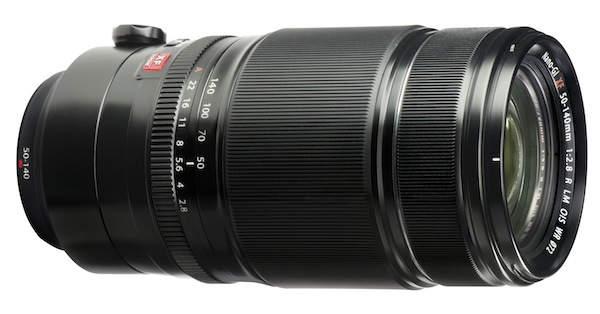 Анонс объектива Fujifilm XF 50-140 мм F2.8 R LM OIS WR