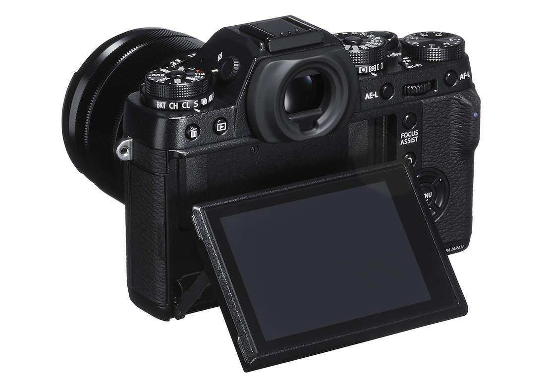 Анонс прочного фотоаппарата Fujifilm X-T1 2