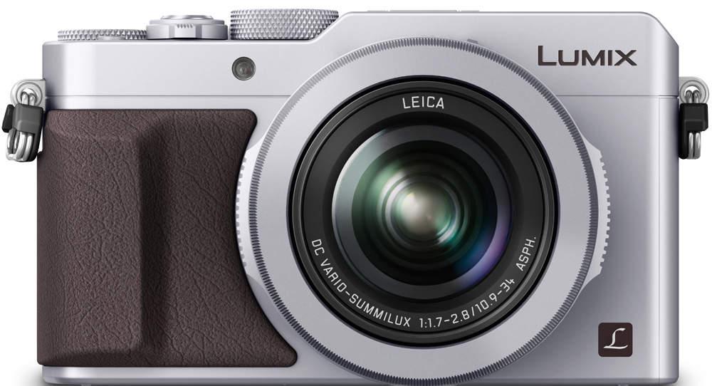 Компактный фотоаппарат Panasonic Lumix DMC-LX100