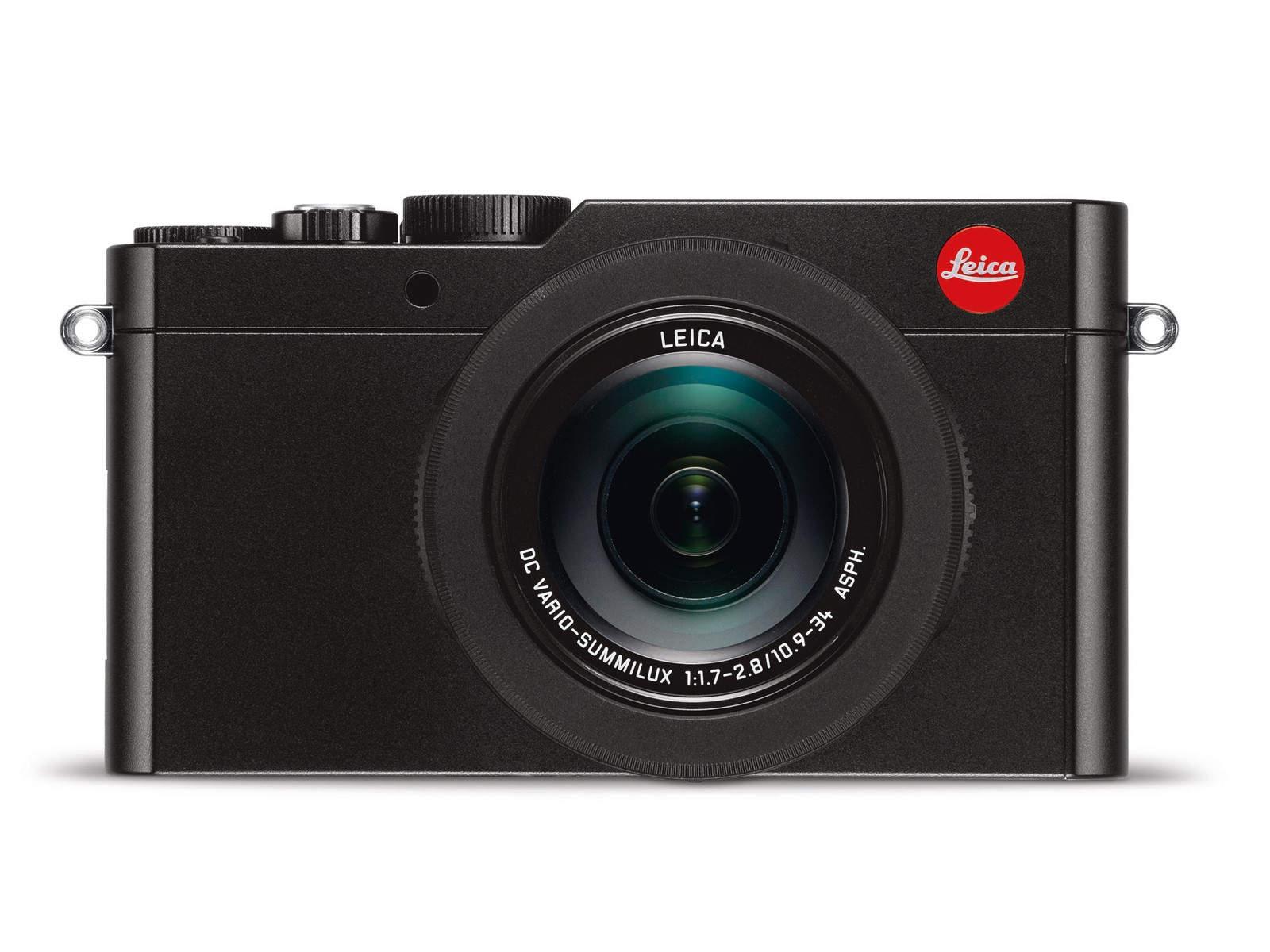 Компактный фотоаппарат с датчиком Four Thirds - Leica D-Lux
