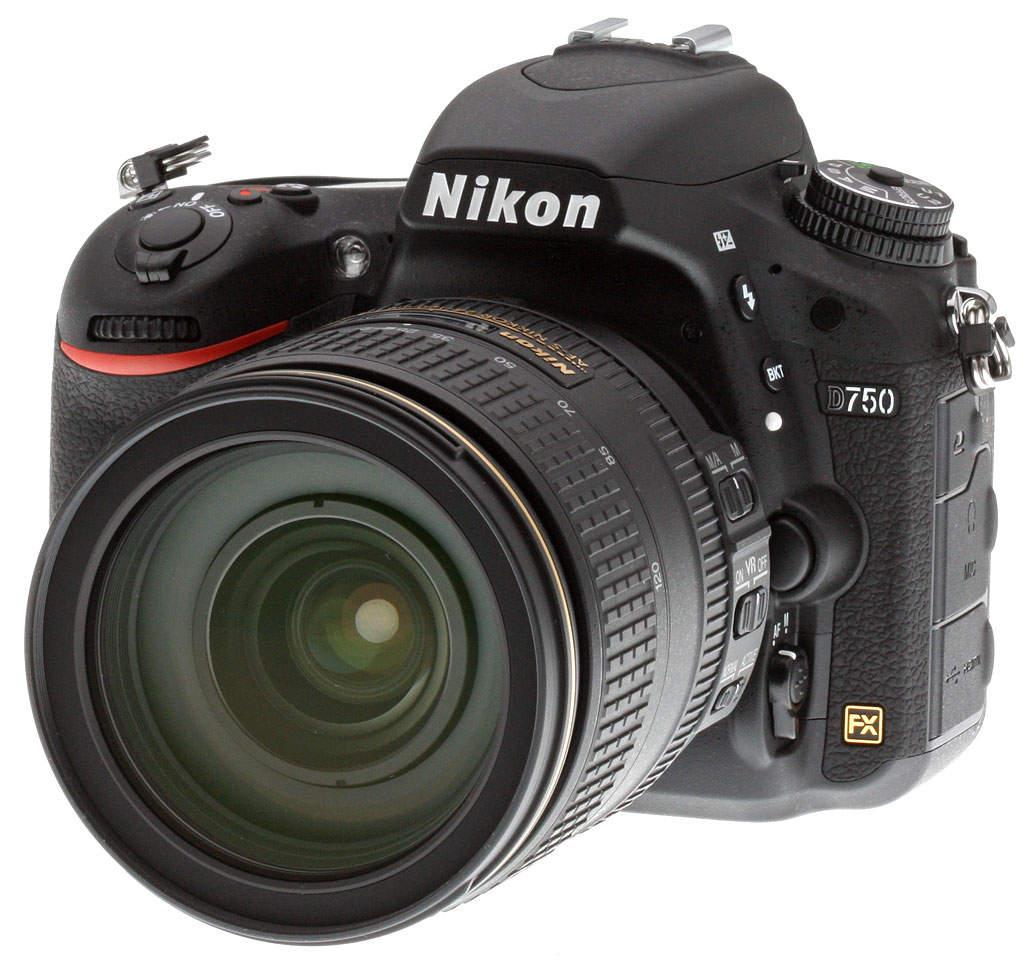 Сравнение фотоаппаратов Nikon D750 и  Nikon D610