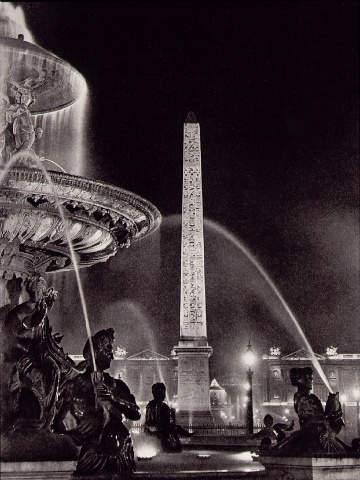 Париж глазами Брассая (Brassaï) 17