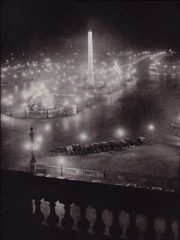 Париж глазами Брассая (Brassaï) 20