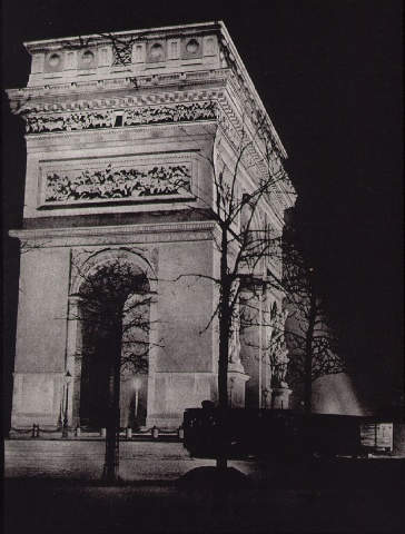 Париж глазами Брассая (Brassaï) 6