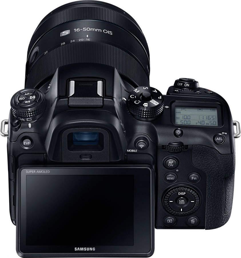 Samsung NX1 – беззеркальный фотоаппарат с матрицей APS-C CMOS 2