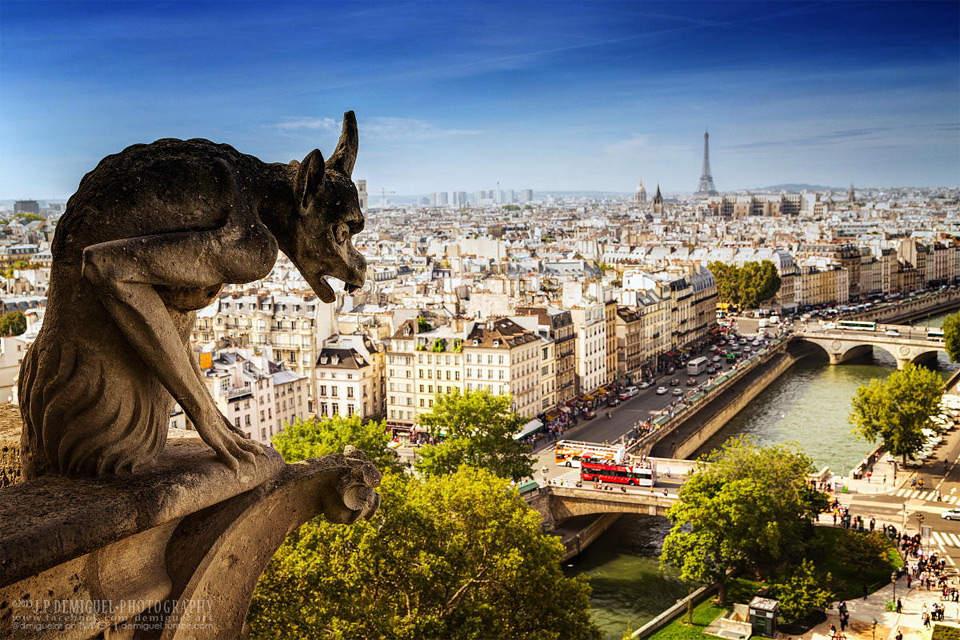 Самые красивые города мира. Париж 2