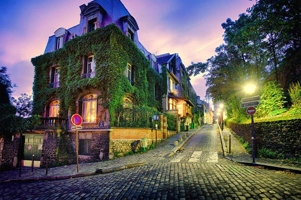 Самые красивые города мира. Париж 3