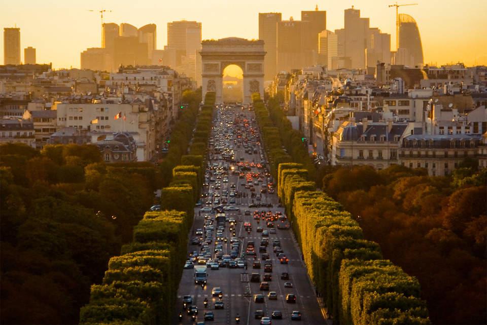 Самые красивые города мира. Париж 4