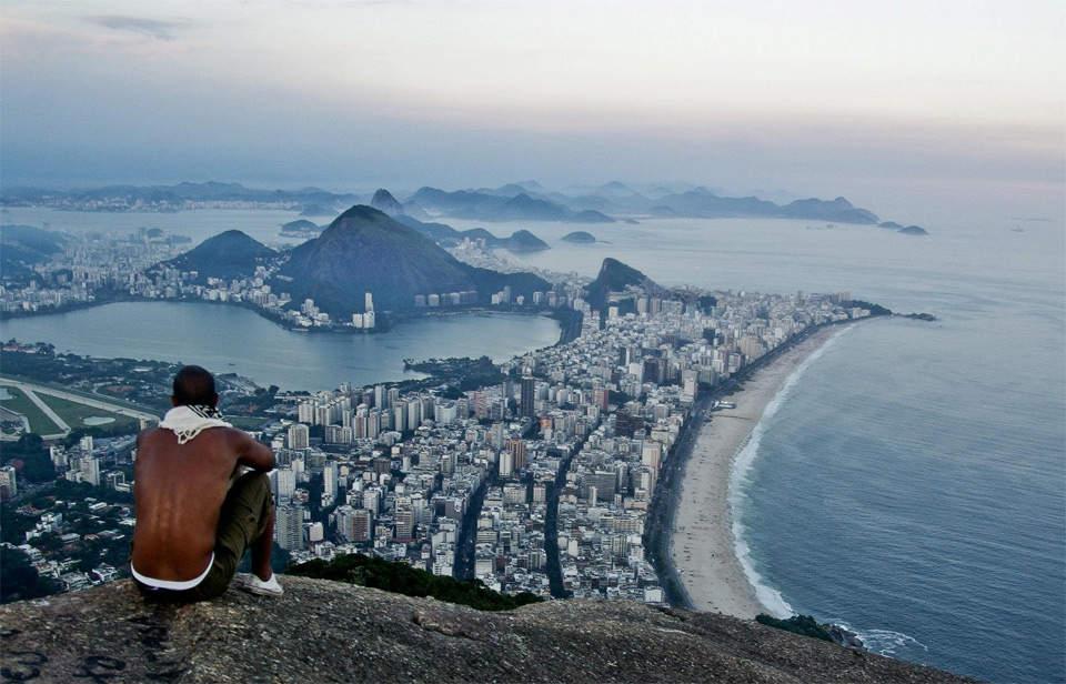 Самые красивые города мира. Рио-де-Жанейро 2