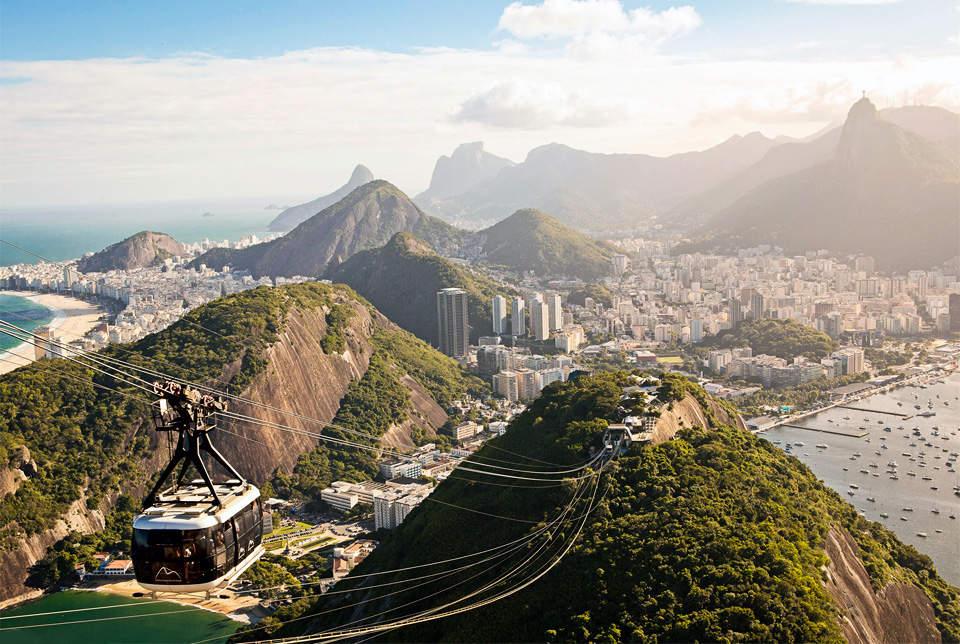 Самые красивые города мира. Рио-де-Жанейро 3