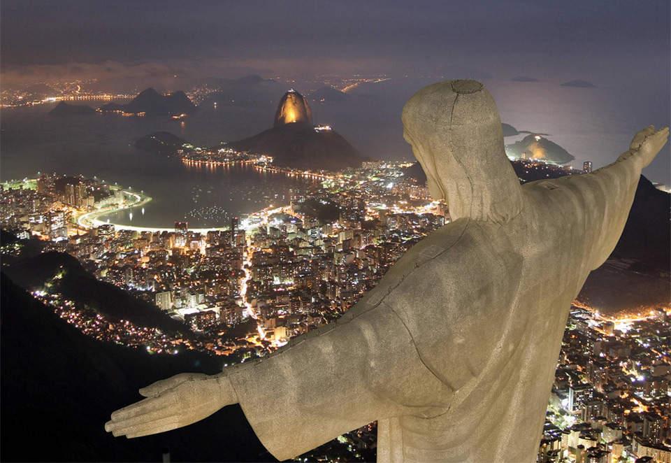 Самые красивые города мира. Рио-де-Жанейро 4