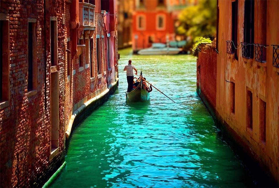 Самые красивые города мира. Венеция 2