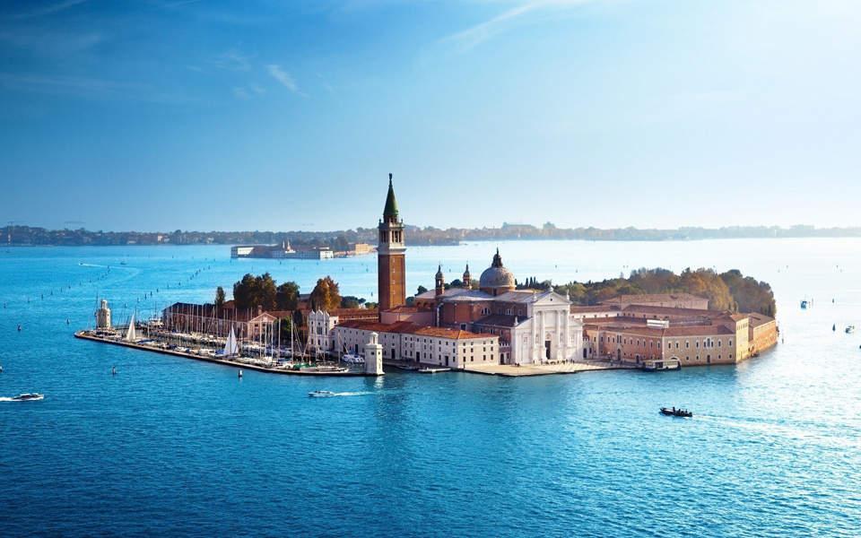 Самые красивые города мира. Венеция 3
