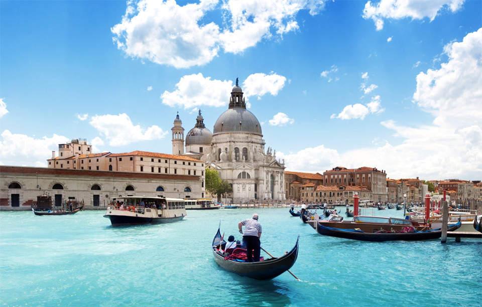 Самые красивые города мира. Венеция