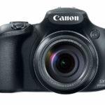 Суперзум Canon PowerShot SX60 HS с 65-кратным зумом