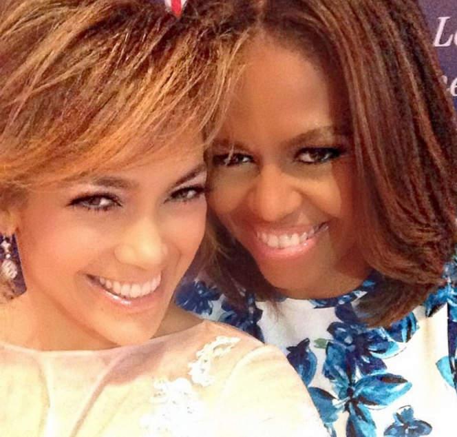 selfie obama селфи мишель обама