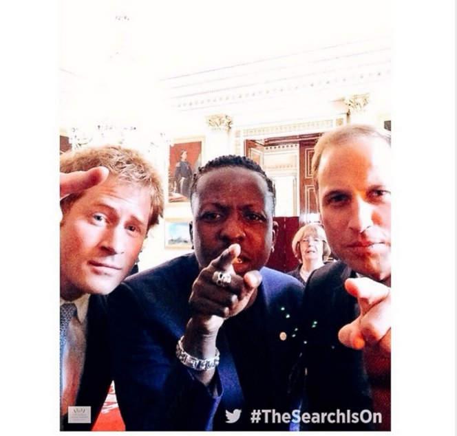 selfie селфи принц уильям