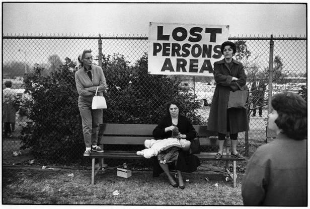 13 уроков по Уличной фотографии от Эллиотта Эрвитта (Elliott Erwitt) 17