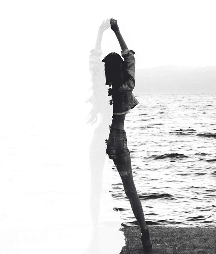 Абстрактные фотографии Эркина Демира (Erkin Demir) 12