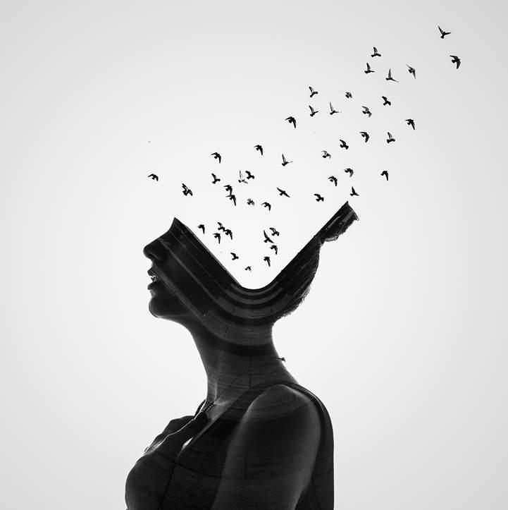 Абстрактные фотографии Эркина Демира (Erkin Demir) 2