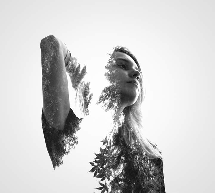 Абстрактные фотографии Эркина Демира (Erkin Demir) 5