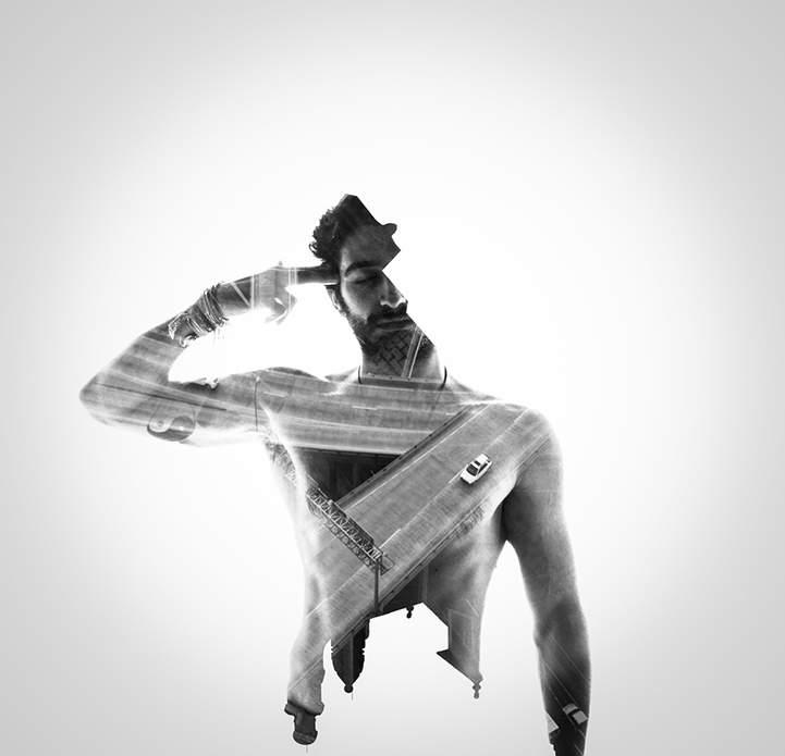 Абстрактные фотографии Эркина Демира (Erkin Demir) 6