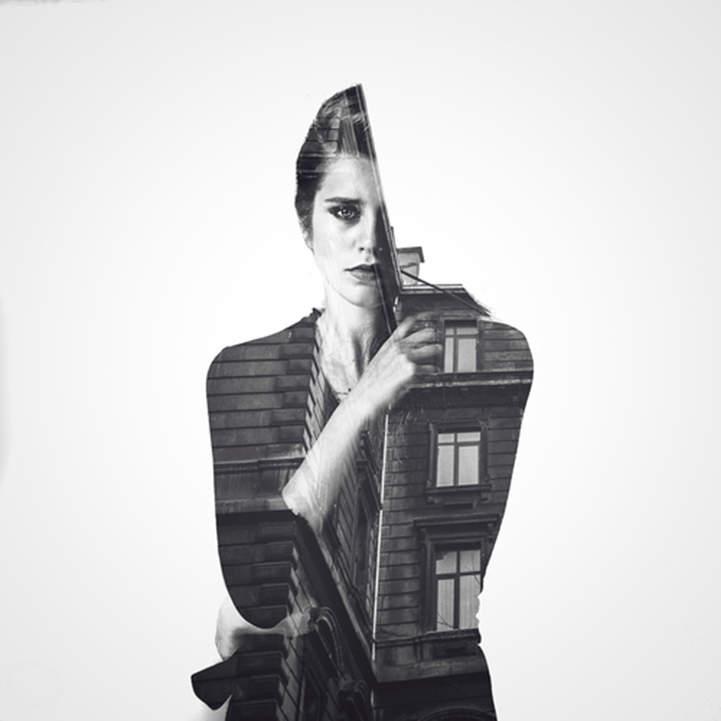Абстрактные фотографии Эркина Демира (Erkin Demir)