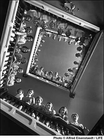 Альфред Эйзенштадт (Alfred Eisenstaedt) и его фотографии 19