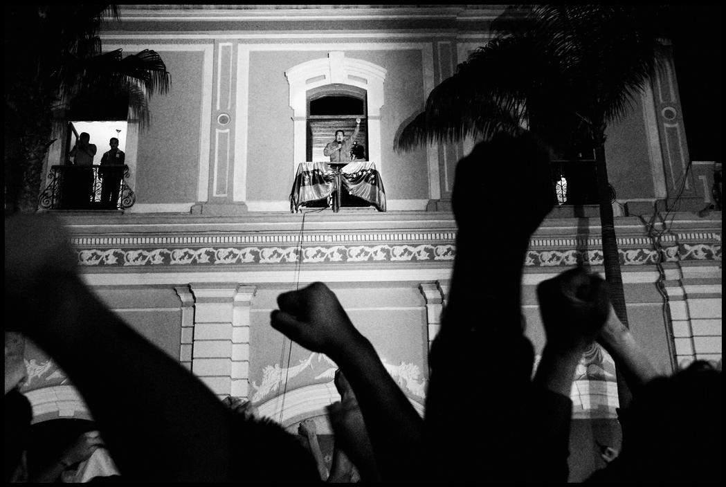 «Capitolio» Кристофера Андерсона (Christopher Anderson). Первая фотографическая книга, адаптированная для Iphone и Ipad